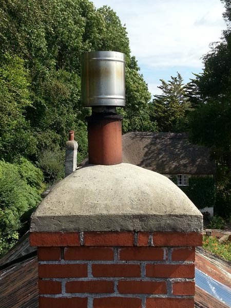 A Chimney Stack