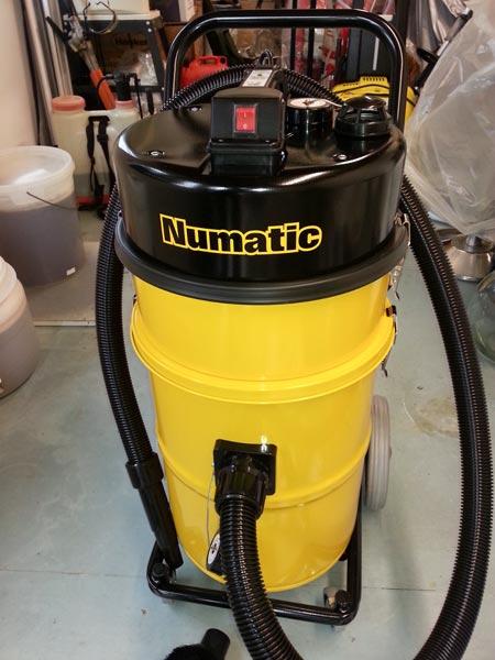 Class H Vacuum Extractor