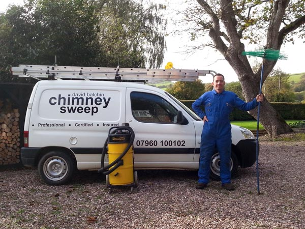 David Balchin Chimney Sweep